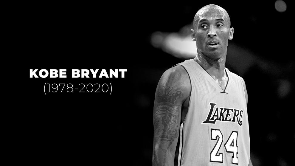 永遠的黑曼巴!籃球巨星Kobe驚傳「墜機身亡」享年41歲 13歲二女兒也罹難