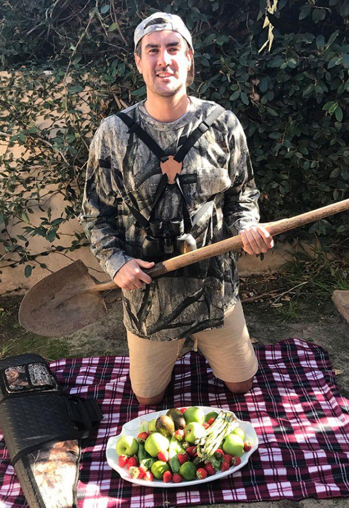 30張「蔬菜獵人」曬戰利品得意畫面 最健康的「炫耀」一滴血都沒流!