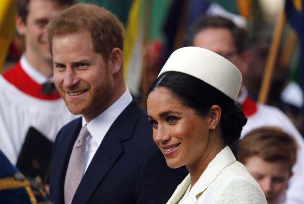 哈利梅根退出王室「改當迪士尼配音員」 女王完全不知情!