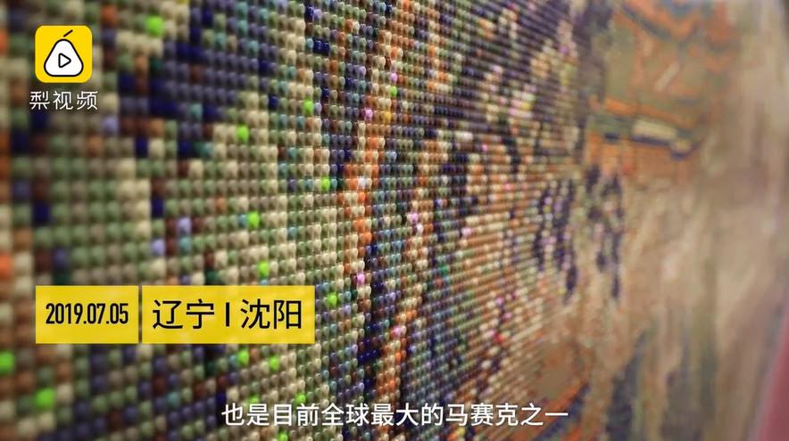 神人花8個月「用200萬塊樂高」拼出《清明上河圖》 總長66公尺!