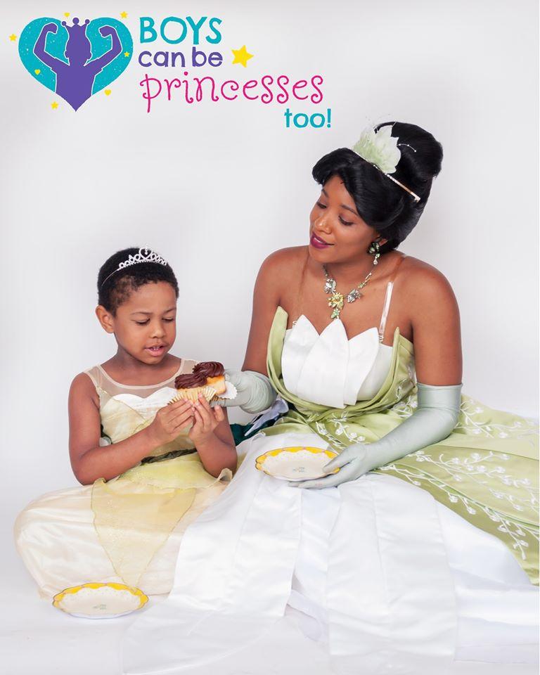 攝影師拍出「男生也可以當公主」鐵證 做自己是擊敗「刻板印象」第一步!