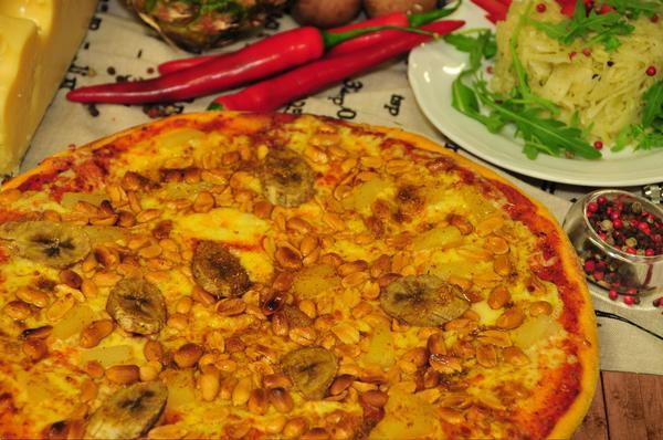 比夏威夷披薩更可惡!丹麥餐廳把「奇異果」放到披薩上 義大利人要崩潰了