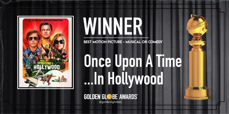 第77屆金球得獎名單出爐!瓦昆憑藉《小丑》奪下影帝 《從前,有個好萊塢》獲2大獎