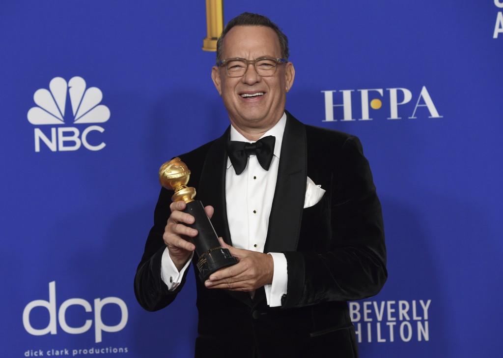 湯姆漢克斯獲「終身成就獎」!金球獎「7分鐘致詞」感動全網:最棒的演員