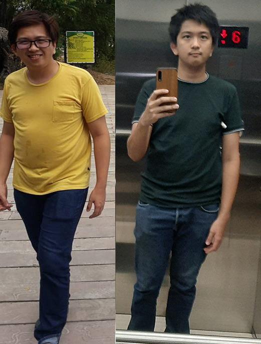 肉肉男實測玩《健身環大冒險》30天 公開「減肥成果」超震驚:肚腩沒了!