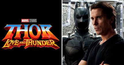外媒爆「前任蝙蝠俠」將加盟《雷神4》 甚至已和「漫威總裁、導演」討論完!
