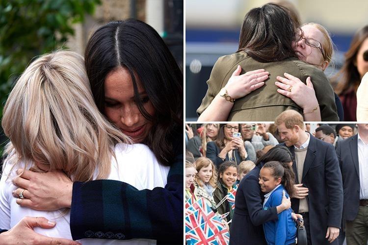 凱特為「自閉症小粉絲」破壞皇室規定 隔著圍欄也要擁抱他!