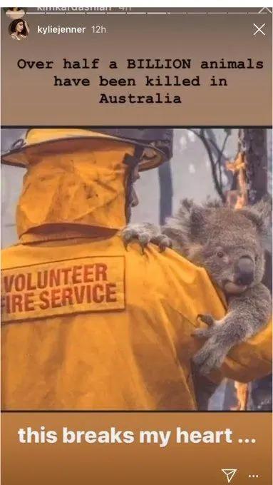 澳洲野火太心碎!瑪格羅比曬「珍藏照」哭求捐款 網揭露「億萬富翁」凱莉真面目