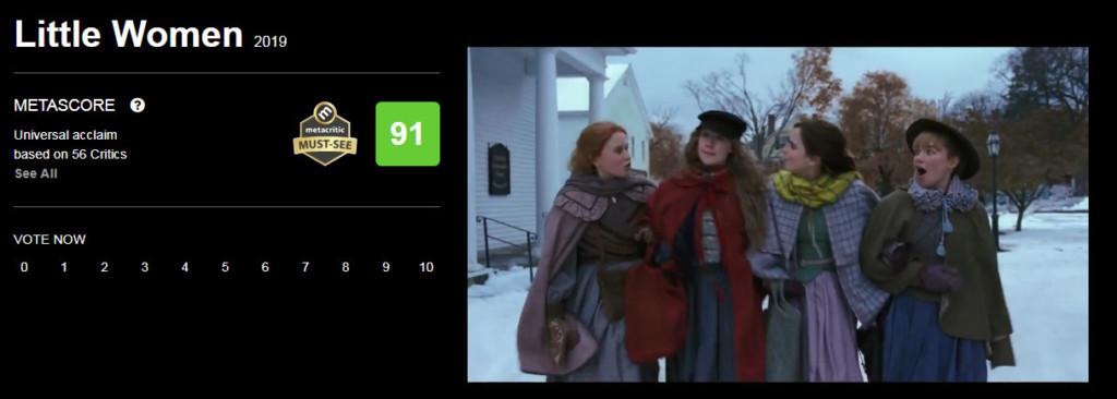 《她們》首波影評出爐!爛番茄開出「95分」外媒讚不絕口:每個人都該得奧斯卡