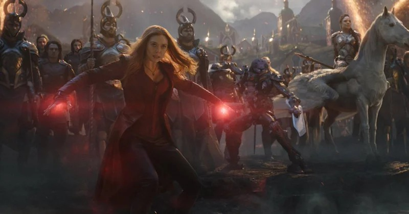 凱文費吉親口證「漫威宇宙最強英雄」是緋紅女巫 連「驚奇隊長」都必須認輸!