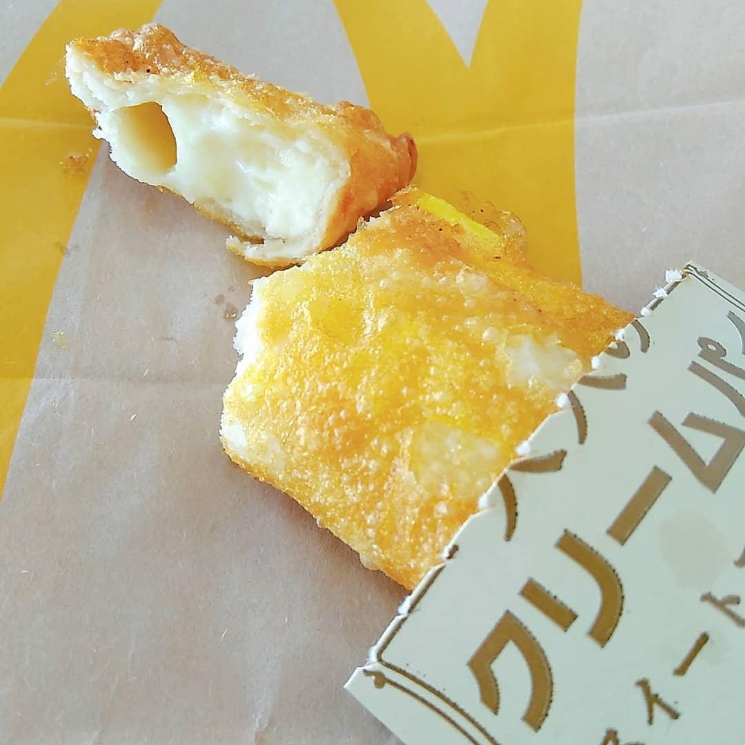 日麥當勞推「大人系流心派」限定開賣 濃郁「半熟起司岩漿」流出來超犯規!