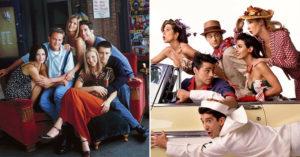 等16年!最經典美劇《六人行》宣布回歸 安妮斯頓:續集要來了