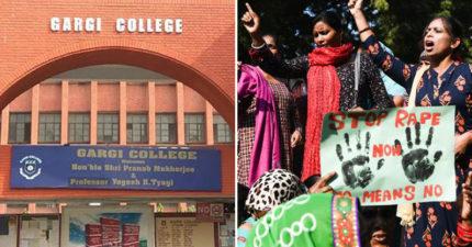 印度驚爆「上千男子翻牆進校」對女大生施暴 學生崩潰:警察完全沒阻止!