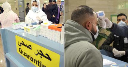 埃及驚現「首宗武肺確診」成非洲第一起 埃及衛生部:是外國人!