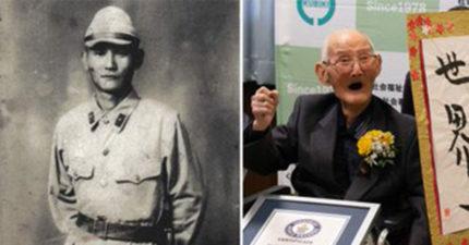 剛打破「最高齡男性」金氏世界紀錄 在台打拼半輩子「112歲人瑞爺爺」辭世