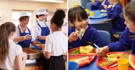 英國準備推「免費營養午餐」計畫 不限「家庭收入」只要是孩子全免費!