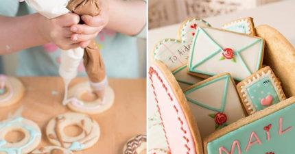 正妹「糖霜餅乾師」百萬粉絲追爆 「創作過程」療癒到必須看!