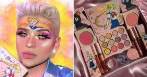 ColourPop聯名「美少女戰士」!超狂「12色眼影盤」閃度比戰力還要強