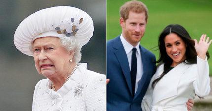 哈利梅根「退皇室」女王還在氣 狠拔「最賺錢頭銜」逼他們經濟獨立!