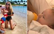 寶寶「沒奶喝」她嚇到打110 超暖警「半夜買奶粉」緊急救援