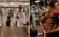 逃亡通緝犯「堅持健身」 秀肌肉「太高調」被逮:臥推快破紀錄捨不得放棄!