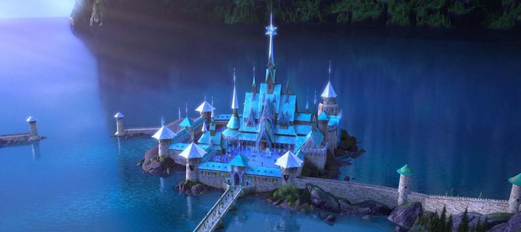 迪士尼《冰雪奇緣》樂園「概念圖」曝光 神還原「艾倫戴爾」還有水上表演!
