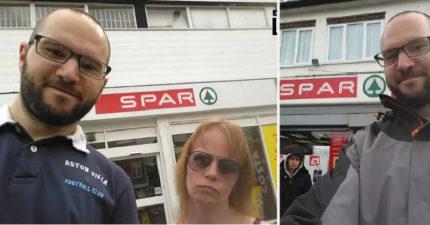 白目男友承諾「帶女友去SPA」結果當天變「超市自由行」女友眼神死