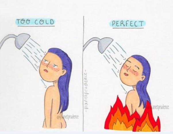 老婆洗澡水「直逼燙傷溫度」人夫嚇傻發文 人妻留言力挺:不夠燙不洗!