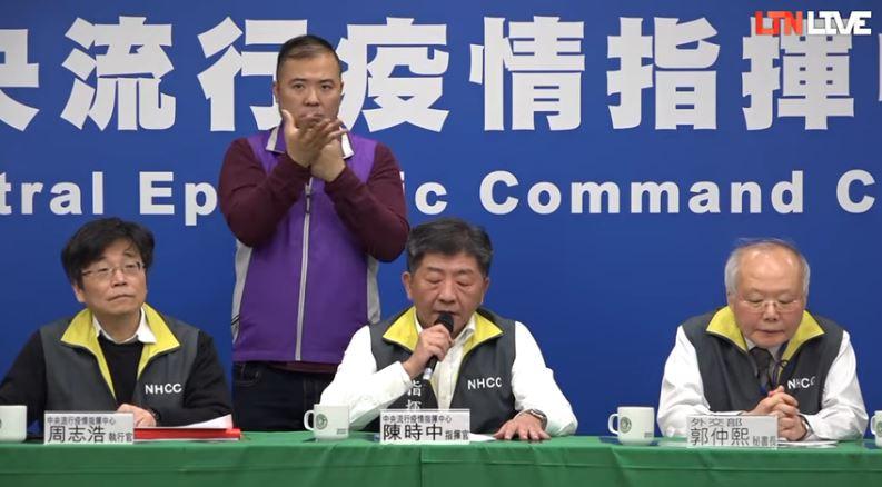 陸配子女來台緊急喊卡!陳時中:國籍沒選台灣,要承擔自己的選擇