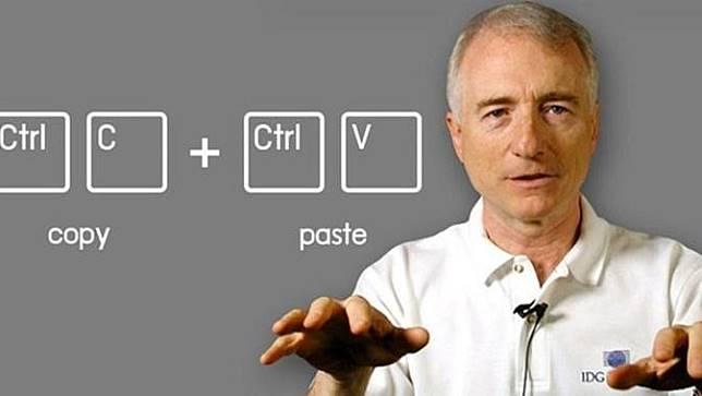 人類最偉大發明「複製貼上」工程師逝世!網友籲紀念:今天作業都要ctrl+c