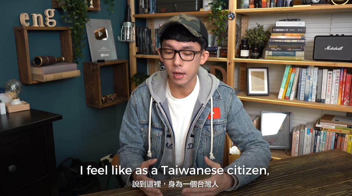 阿滴拍片請求「WHO讓台灣加入」 3分鐘全英文喊話:讓我們幫助全世界!
