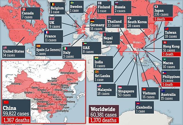 外媒爆中國承認「無法確定」武肺確診規模 英學者粗估:是官方公布的25倍!