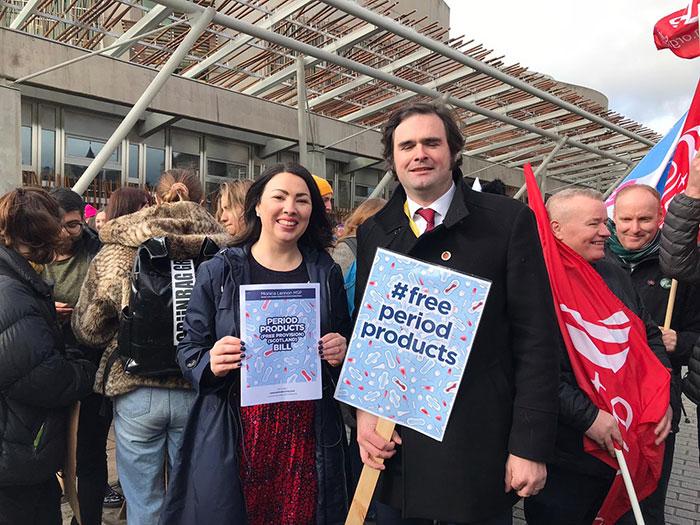 蘇格蘭將創造歷史!成為世界第一個「免費提供」衛生棉國家