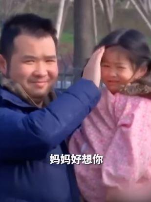 9歲女哭喊「媽我好想你」不能接近 護士母忍淚「隔空擁抱」:媽媽在打怪獸!