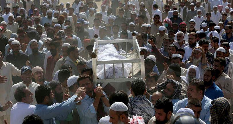 巴基斯坦毒氣外洩「已14死」數百人送醫 政府:查不出原因
