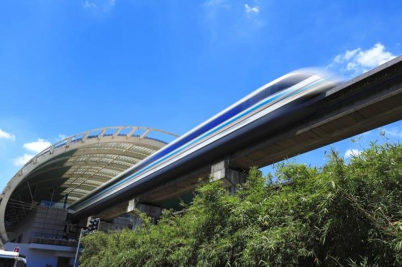 日本砸1.5兆打造「新高速磁浮列車」東京到大阪只要67分鐘