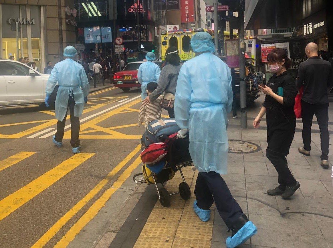 內臟燒到40度!武漢首例「確診台商」只有孩子能回台:希望政府人道援助