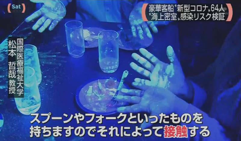 武漢肺炎為何肆虐「鑽石公主號」?日媒解說畫面出現「眼熟游泳池」網友抓包