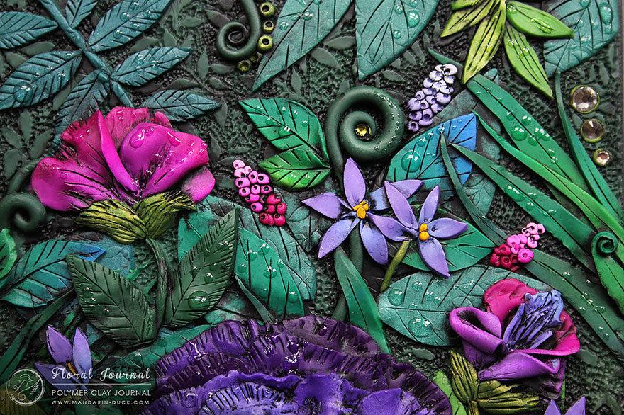 11個藝術家打造「比故事內容還吸引人」的夢幻書本封面