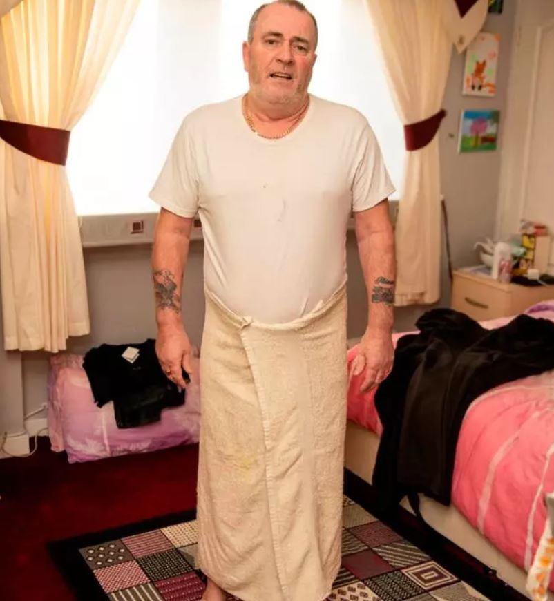 悲劇老爸手術後「GG永遠堅挺」苦不堪言 他:只想趕快見女兒