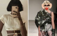 黑人模特走秀被要求戴「猴耳朵跟嘴唇」她氣到發抖 設計師竟是中國人