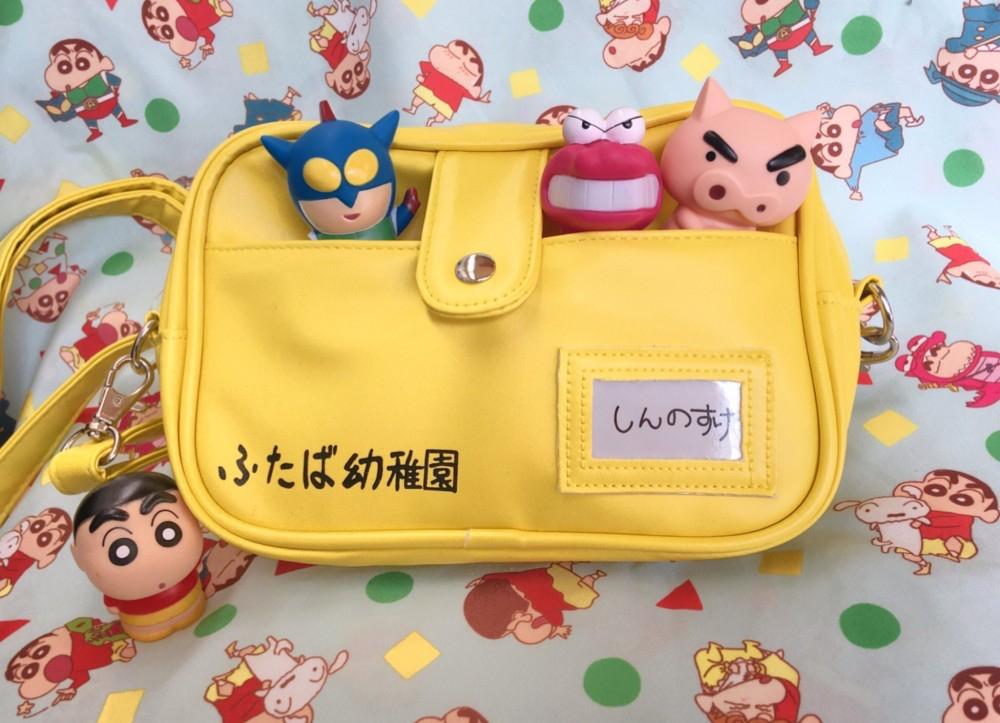 實體化「雙葉幼稚園書包」終於上市 超精緻「1:1還原」小新控必須搶!