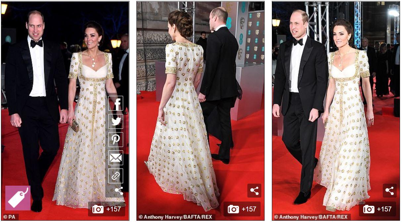 英國奧斯卡「最性感穿著」大盤點 強尼戴普女兒「半透明」全場超害羞