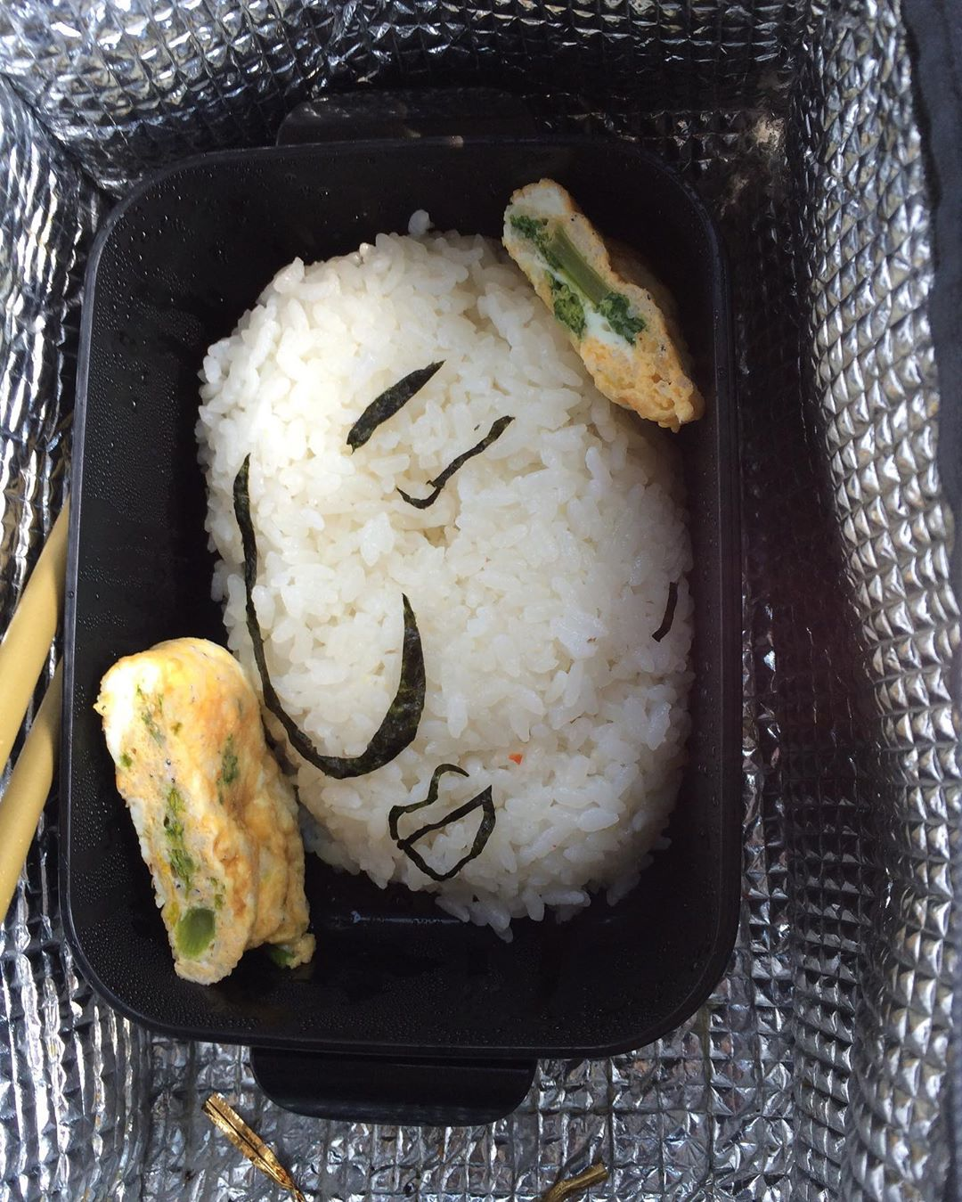 人夫紀錄「超心酸便當」只有一顆滷蛋 打破你對「日本人妻都賢慧」的幻想!