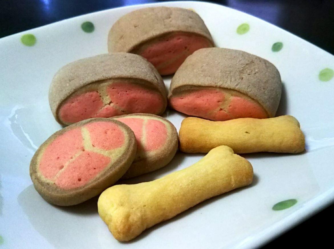 他做出超真實「厚切肉塊餅乾」油花媲美沙朗 咬下去才發現「被騙了」!