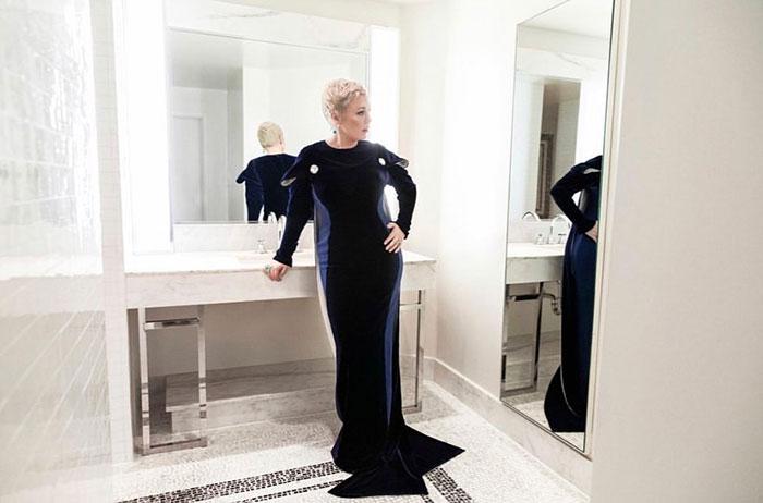 8位在奧斯卡典禮「故意穿舊衣服」的大明星 17年前的洋裝現在穿超辣!