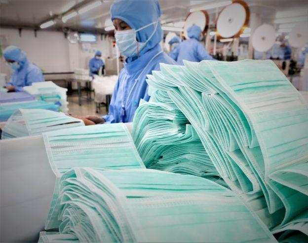 經濟部公布「60條新產線」名單 可增「500萬口罩」最快下週啟動!