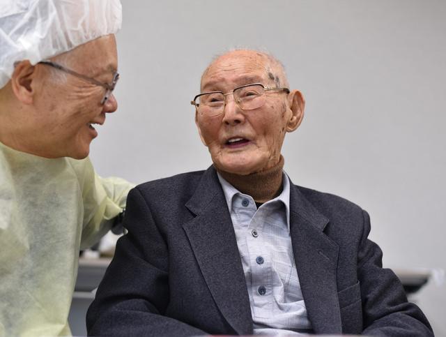 暴怒女友注意!金氏紀錄「最高齡的人」分享長壽祕密:不要愛生氣