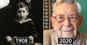 世界長壽「112歲人瑞過生日」遇過希特勒跟越戰 還住過台灣!