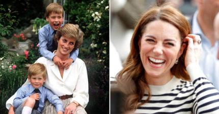 20個為什麼凱特是「黛安娜的完美媳婦」的原因 她給威廉「媽媽也給不了」的東西!
